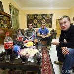 Spotkanie w hostelu