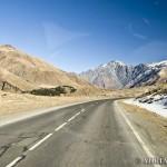 Droga do Kazbegi