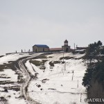 Surami, widok z okolic cerkwi