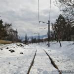 Surami, nieczynna linia kolejowa.