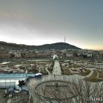 Tbilisi - centrum
